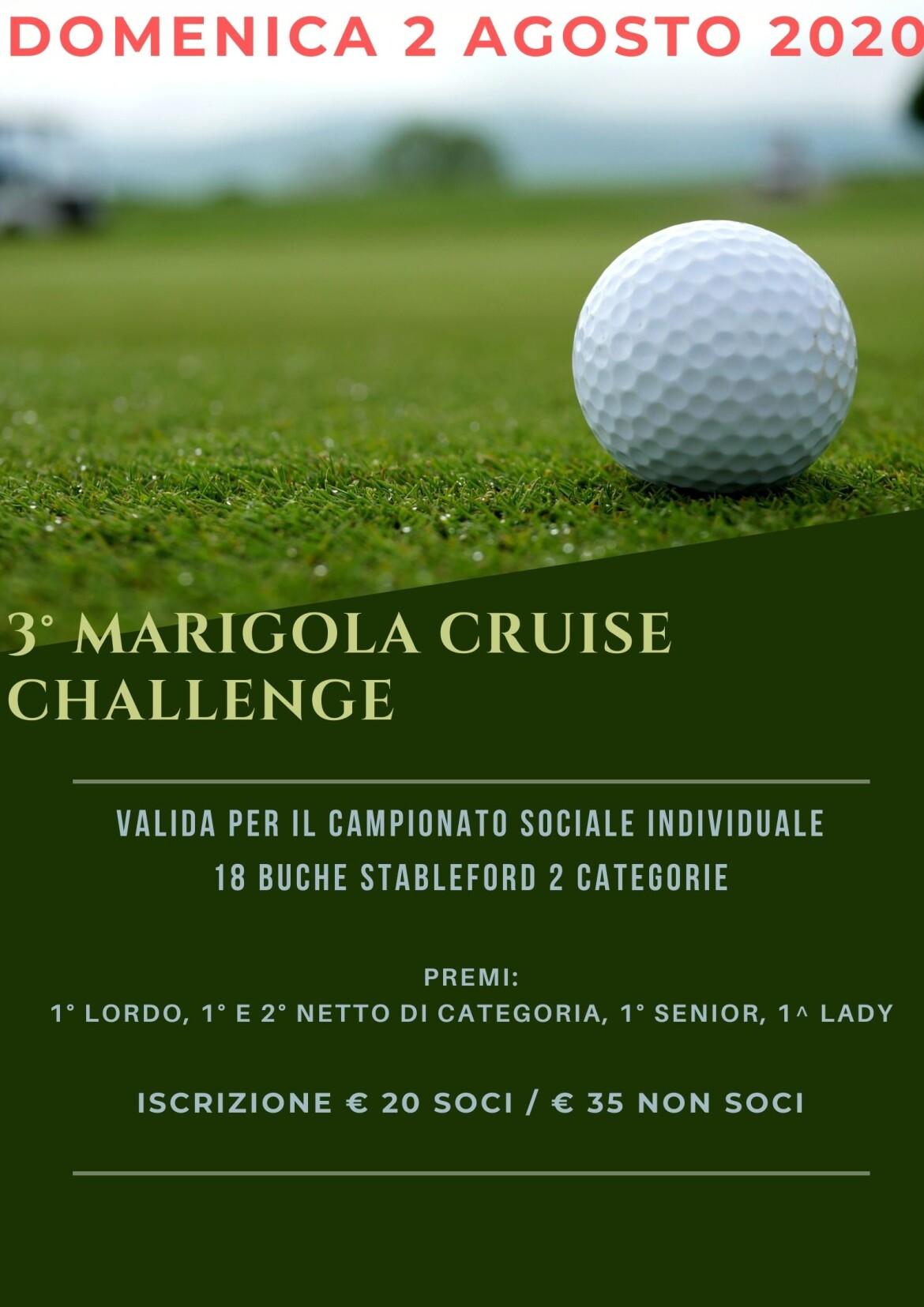 3° Marigola Cruise Challenge – 5^ tappa – camp. soc. individuale