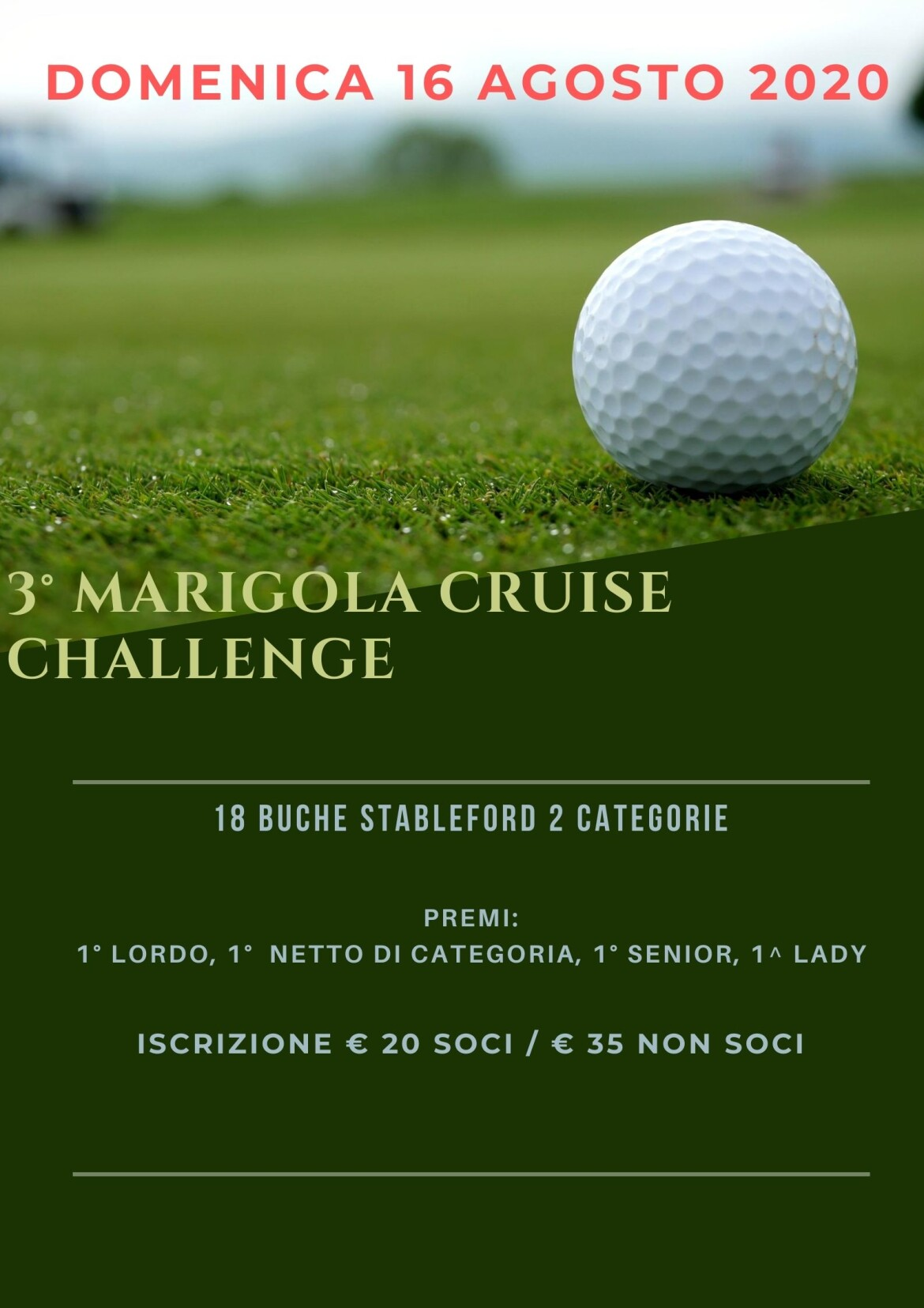 3° Marigola Cruise Challenge – 6^ tappa
