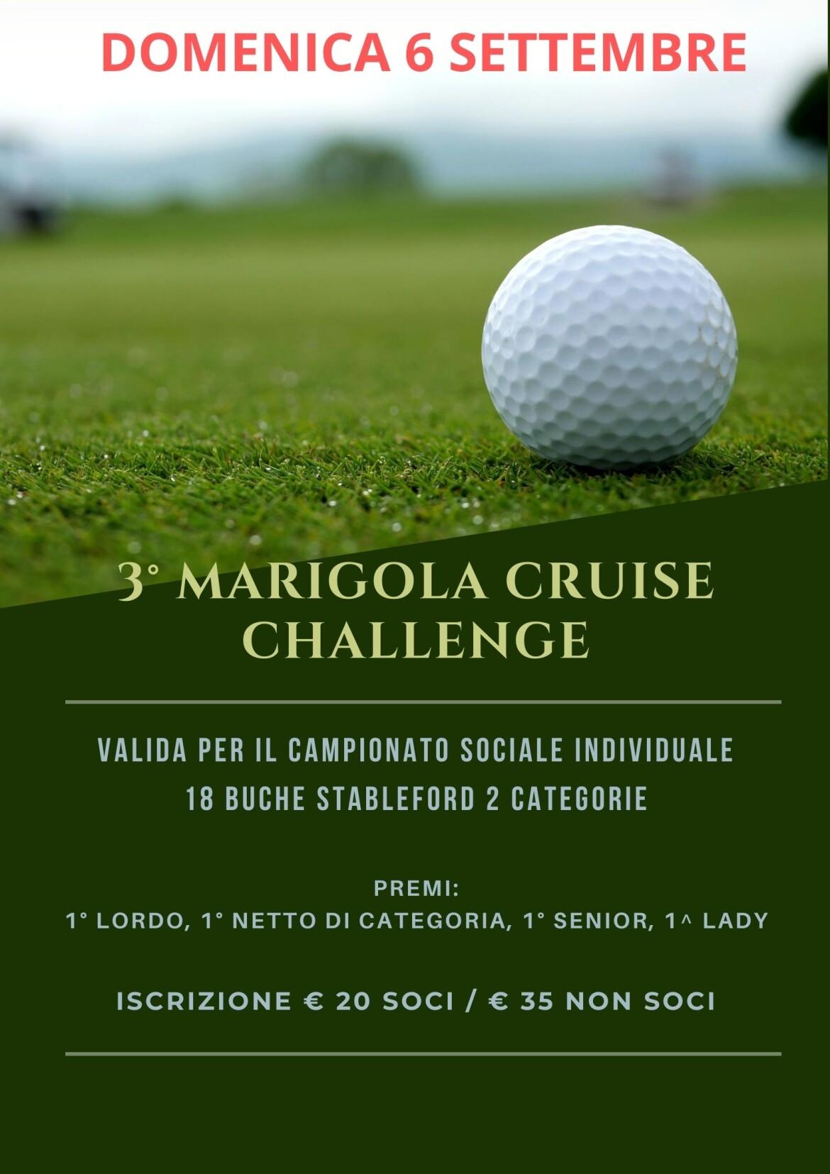 3° Marigola Cruise Challenge – 7^ tappa
