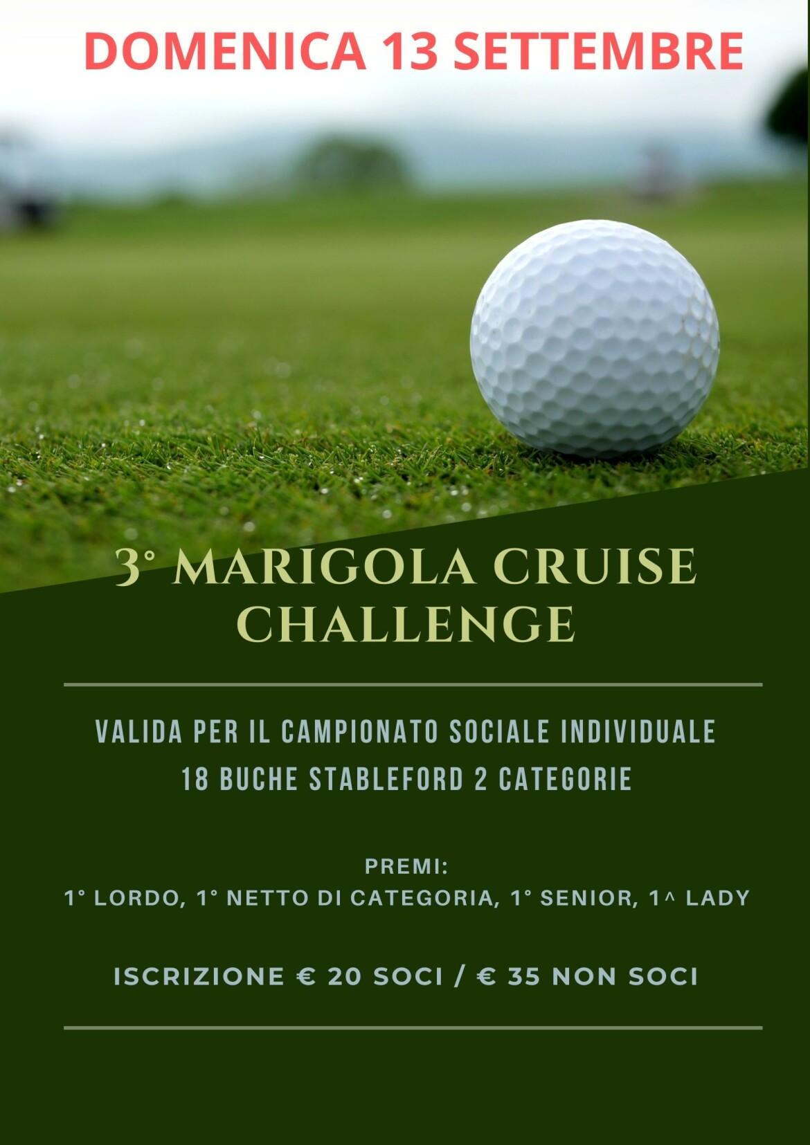 3° Marigola Cruise Challenge – 8^ tappa