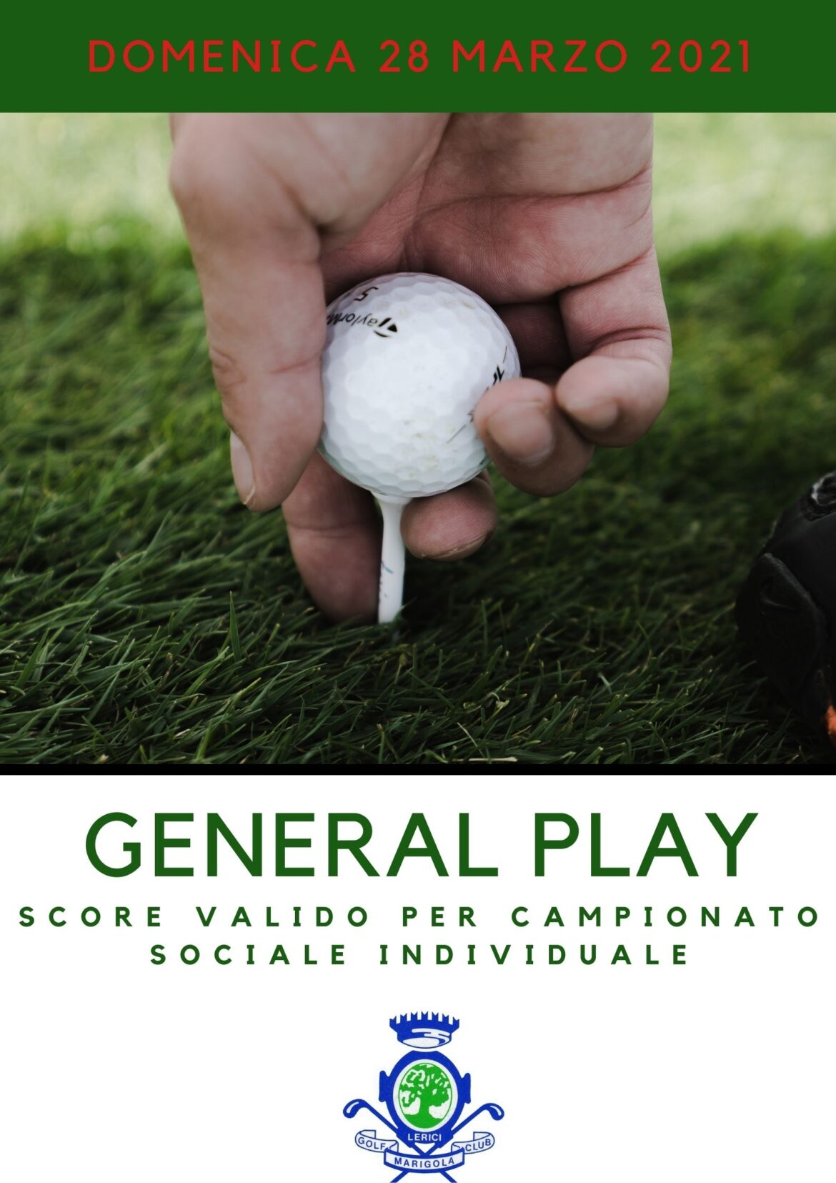 GENERAL PLAY DEL 28 MARZO 2021