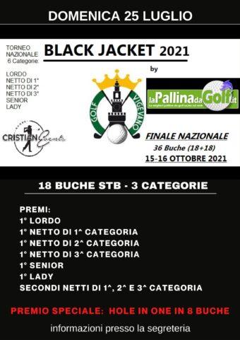 BLACK JACKET by Cristianevents del 25 luglio 2021